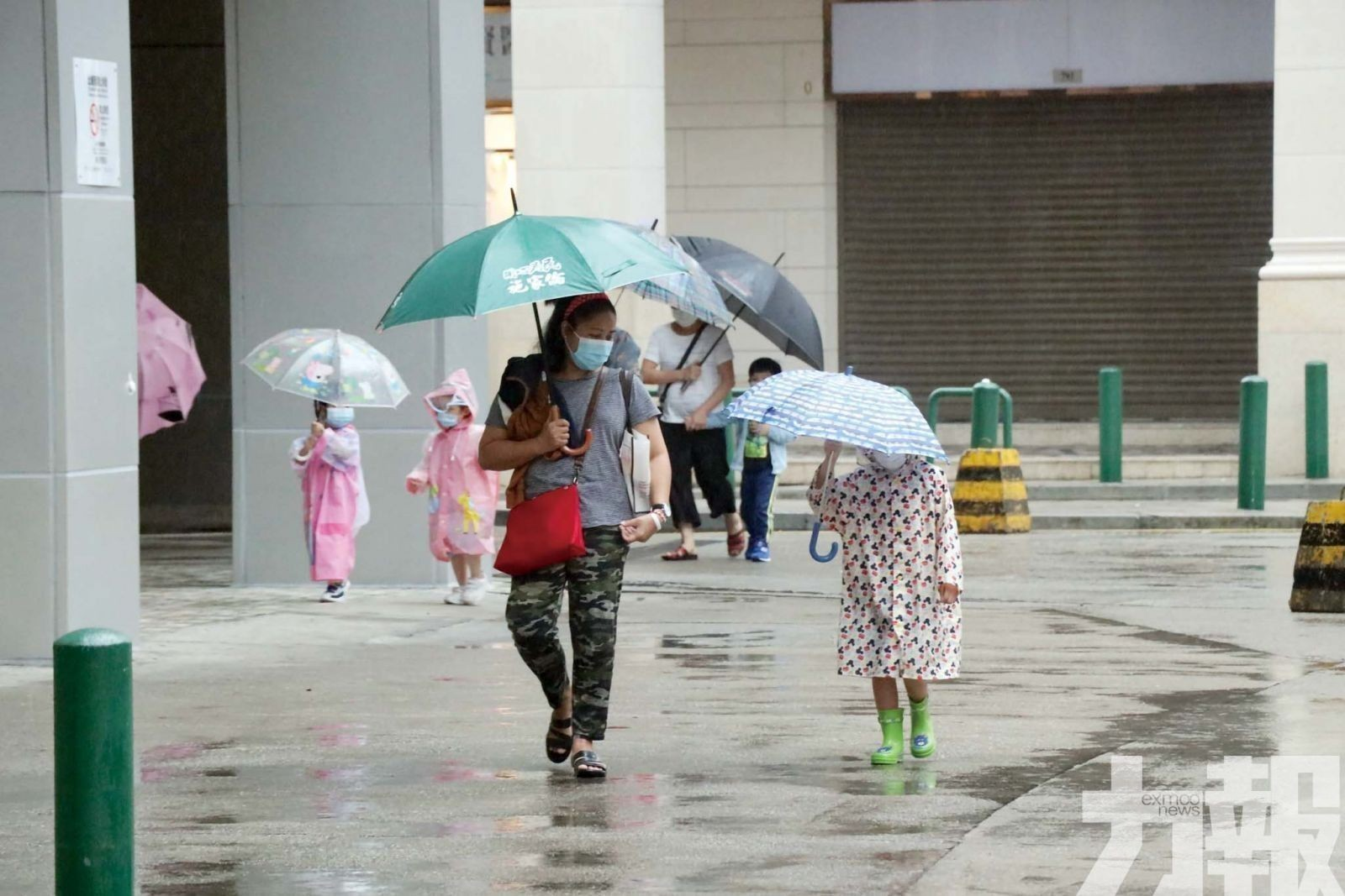 氣象局:準確預測一小時後雨量難度大