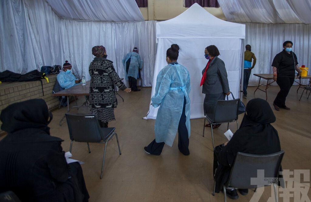 南非第三波疫情由德爾塔毒株引起