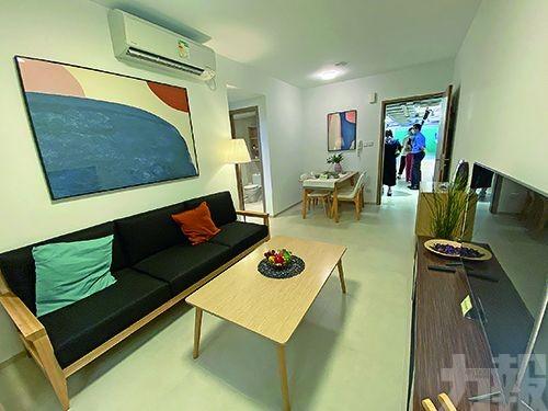 被讚間隔實用似豪宅 暫住房、長者公寓獲垂青