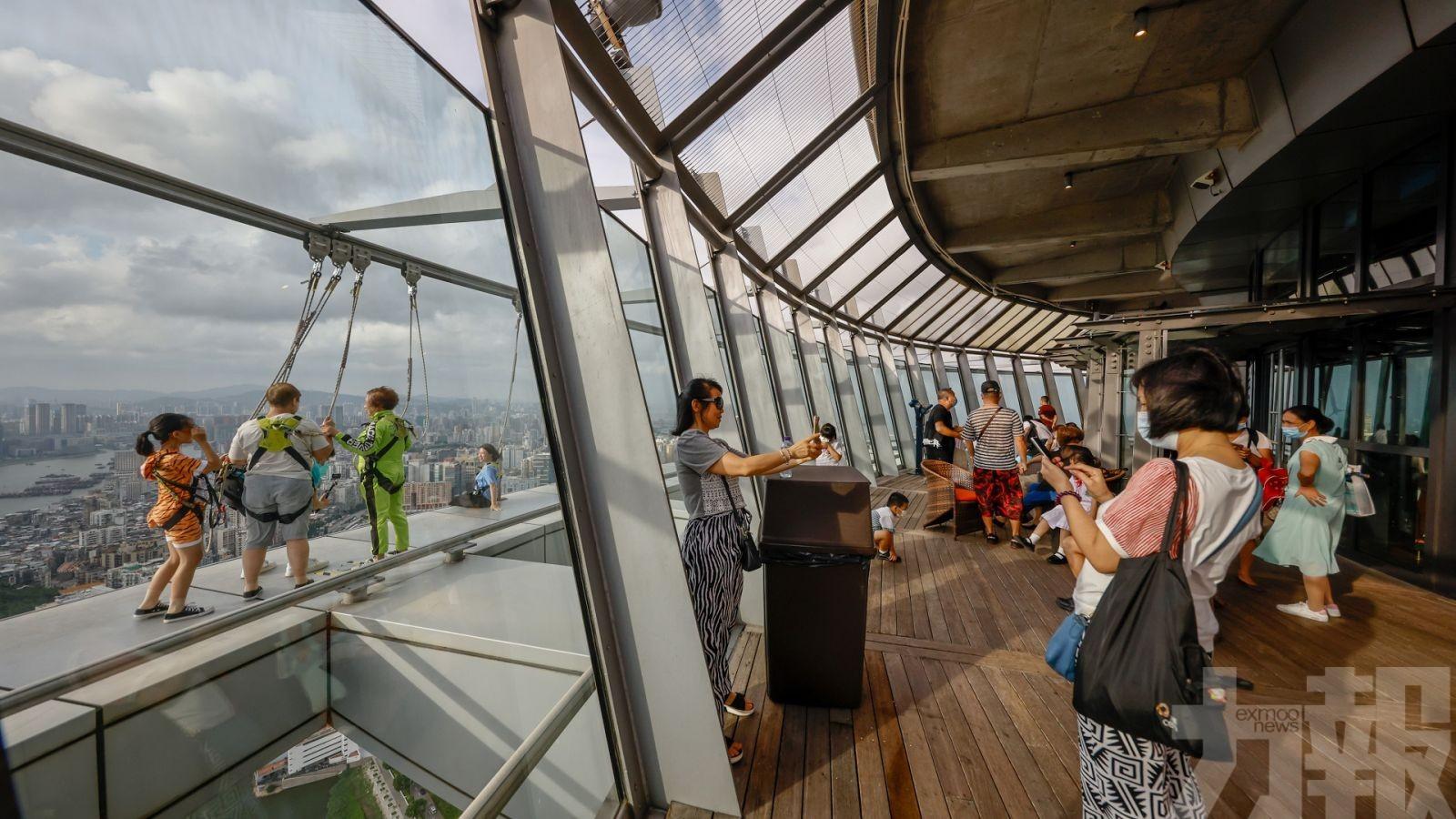 訪澳旅客人次重回3萬水平