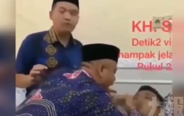 印尼漢大口吸「新冠空氣」後去世