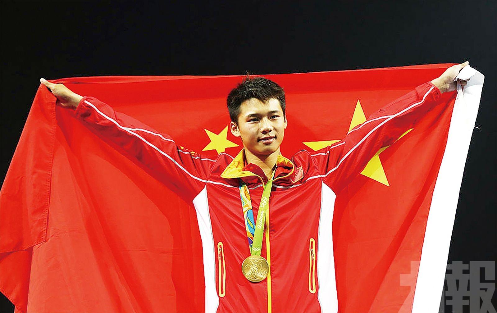中國跳水隊東奧劍指八金