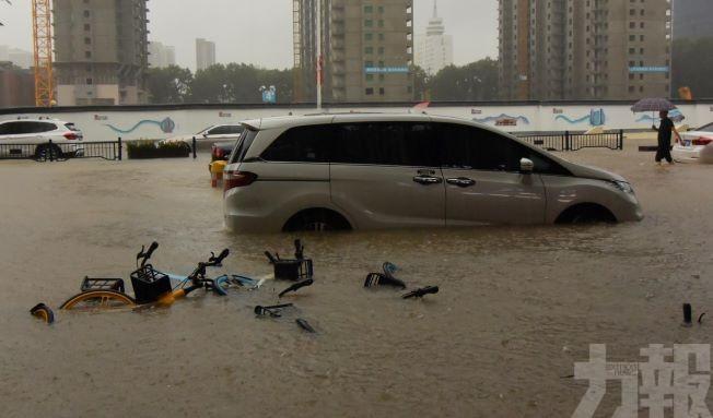 河南洪災增至33死8失蹤