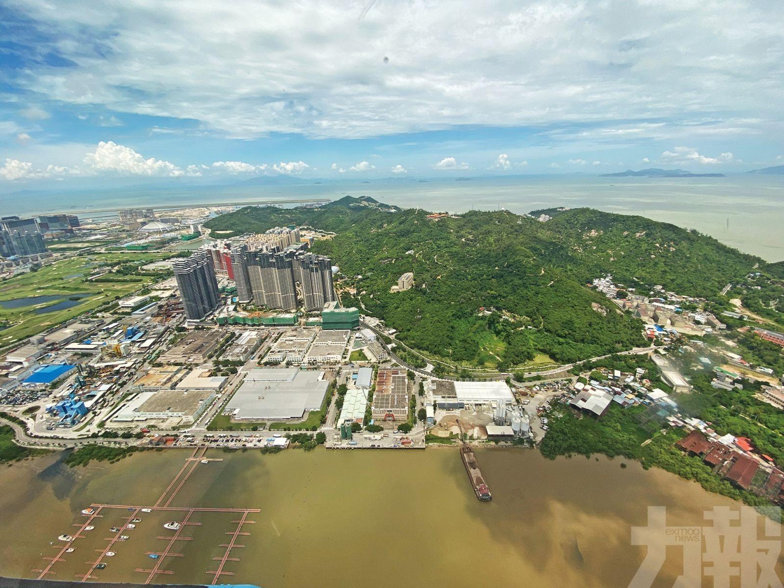 聯生工業邨規劃發展低污染高科技產業