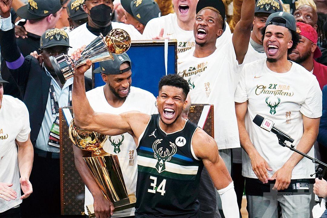 公鹿時隔50年重奪NBA總冠軍