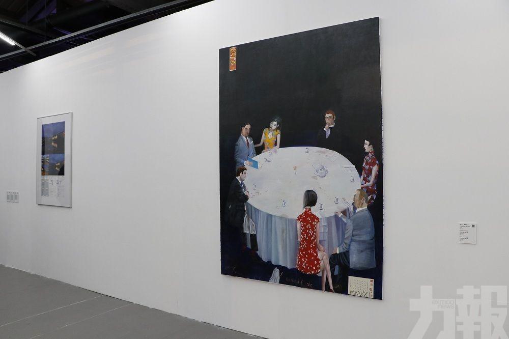 四展覽展示當代藝術城市意象