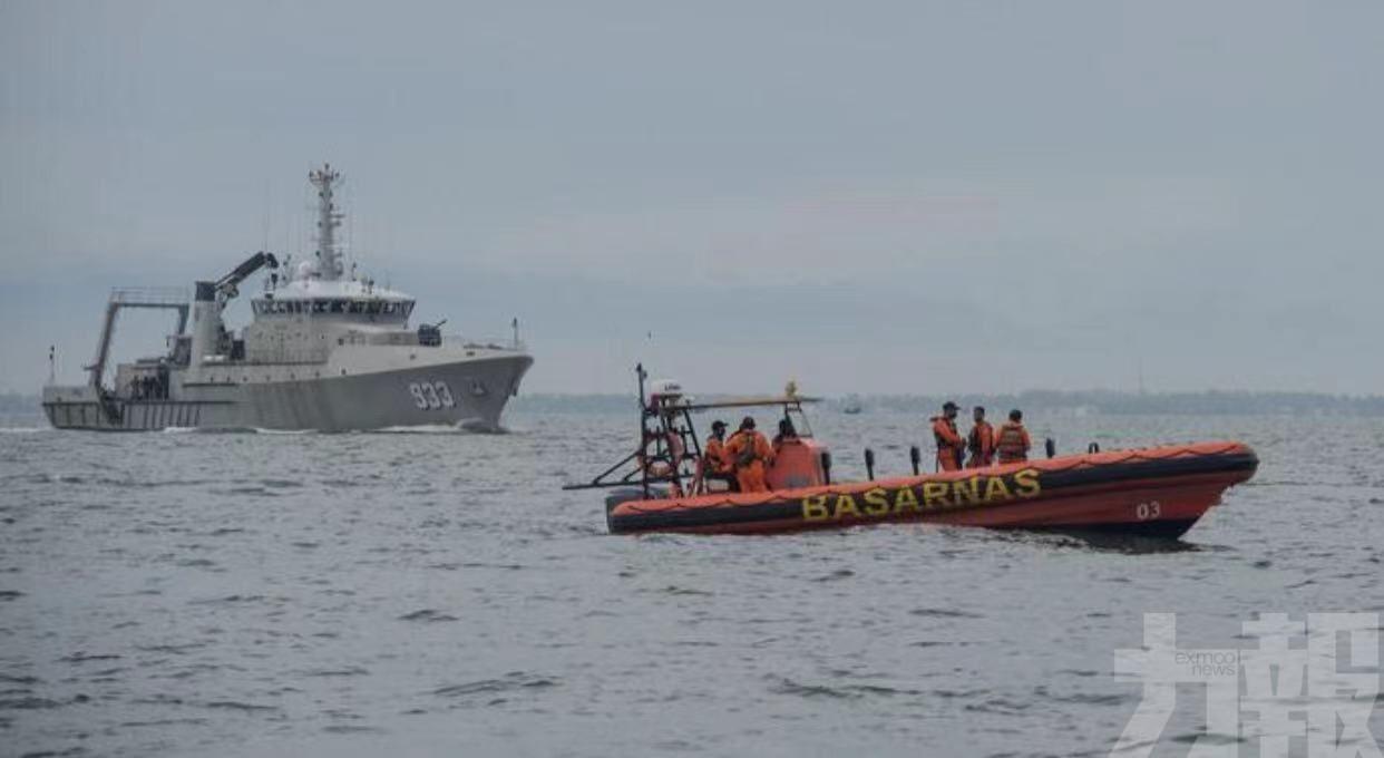 印尼多艘船在風暴中傾覆