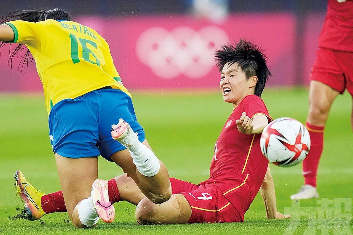 中國女足出師不利路在何方