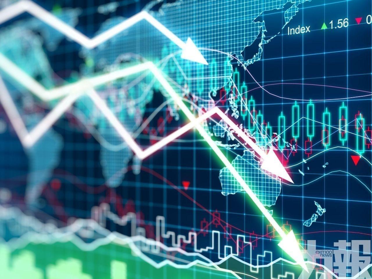 科網股、教育及物管股成重災區
