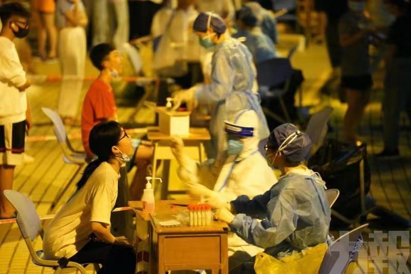 中山市逾3.3萬人黃碼全部已清零
