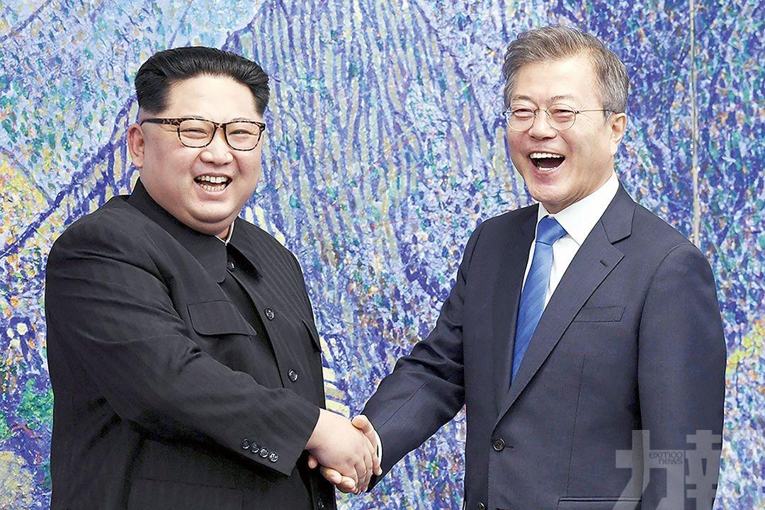 一致同意早日恢復南北互信