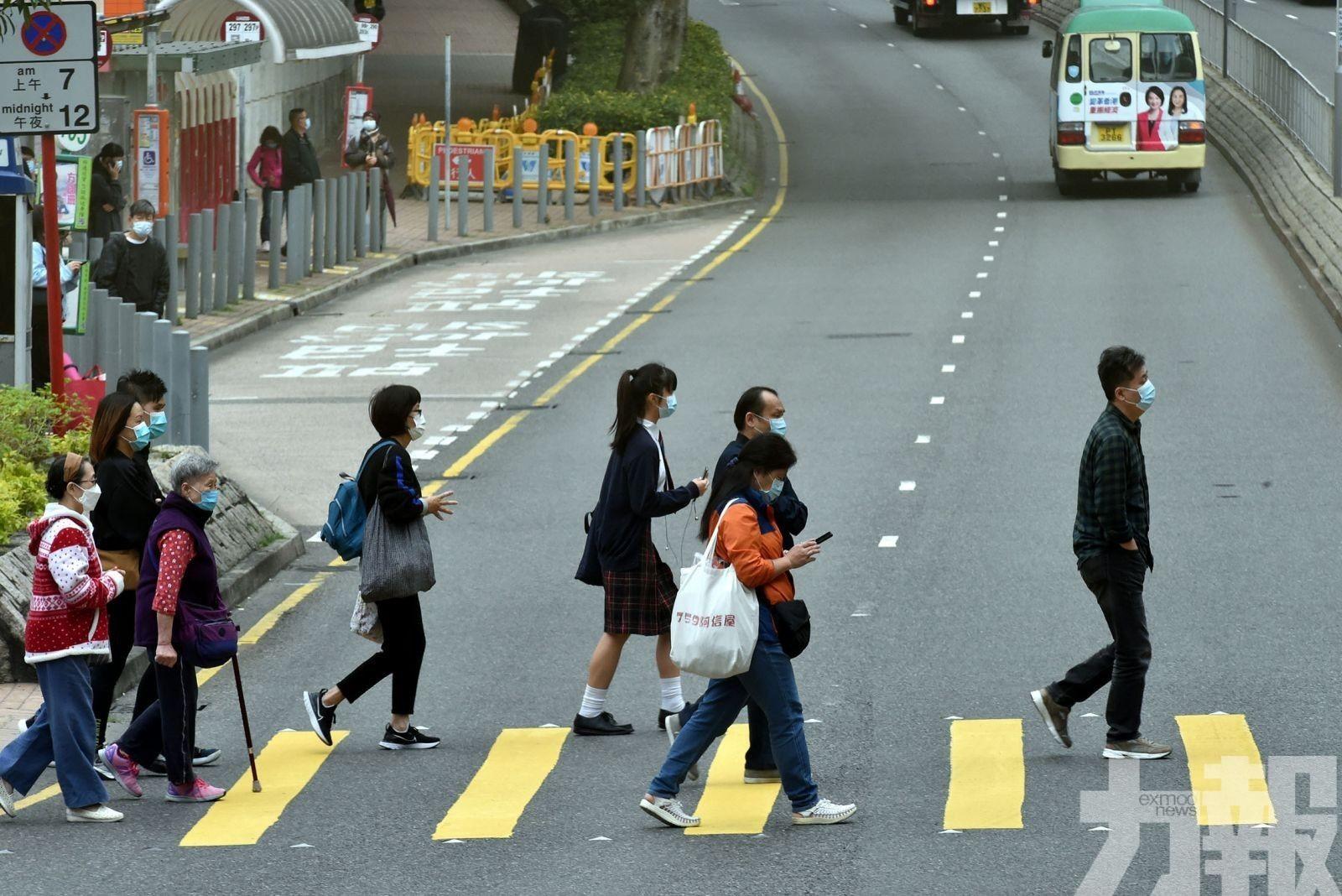 香港今增一宗輸入病例
