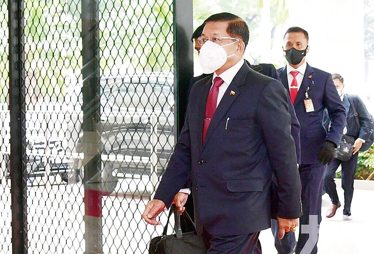 敏昂萊將任看守政府總理