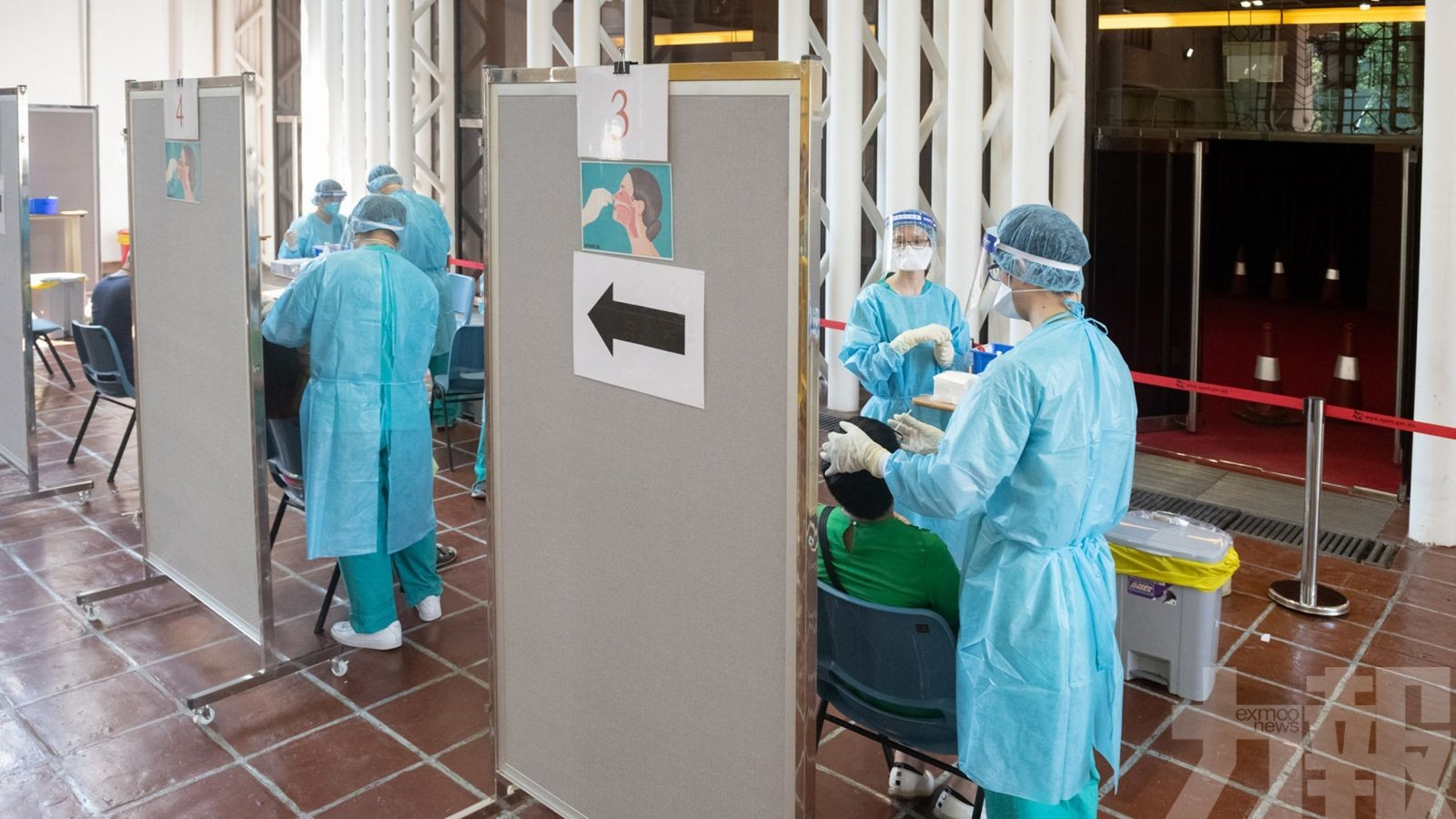 逾1,200人報名協助全民核檢