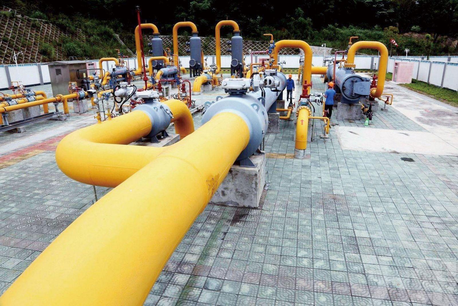 規管燃氣設施設計須兼容天然氣