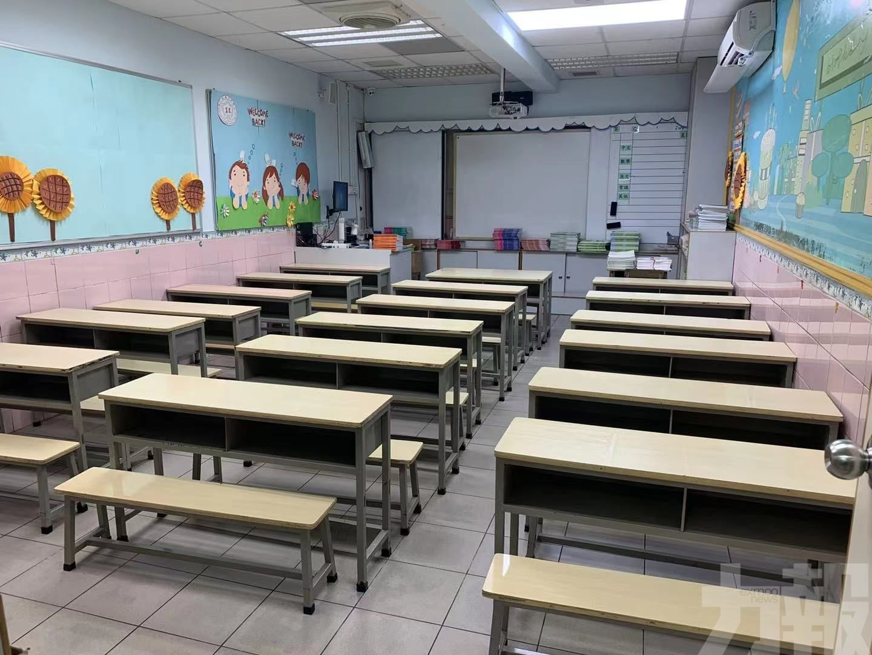 學校:防疫教育將放在首位