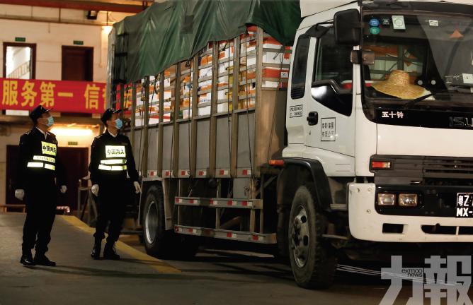 七月貨物出口11.2億按年升5.2%