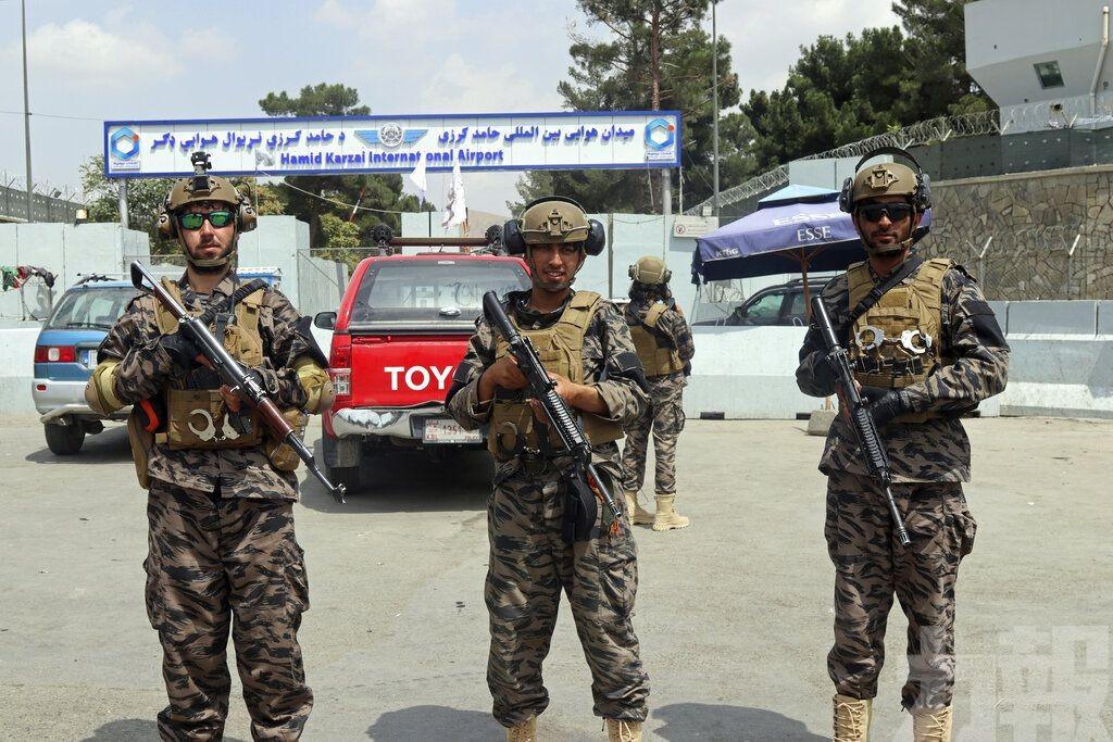 塔利班尋求與美國建立友好關係