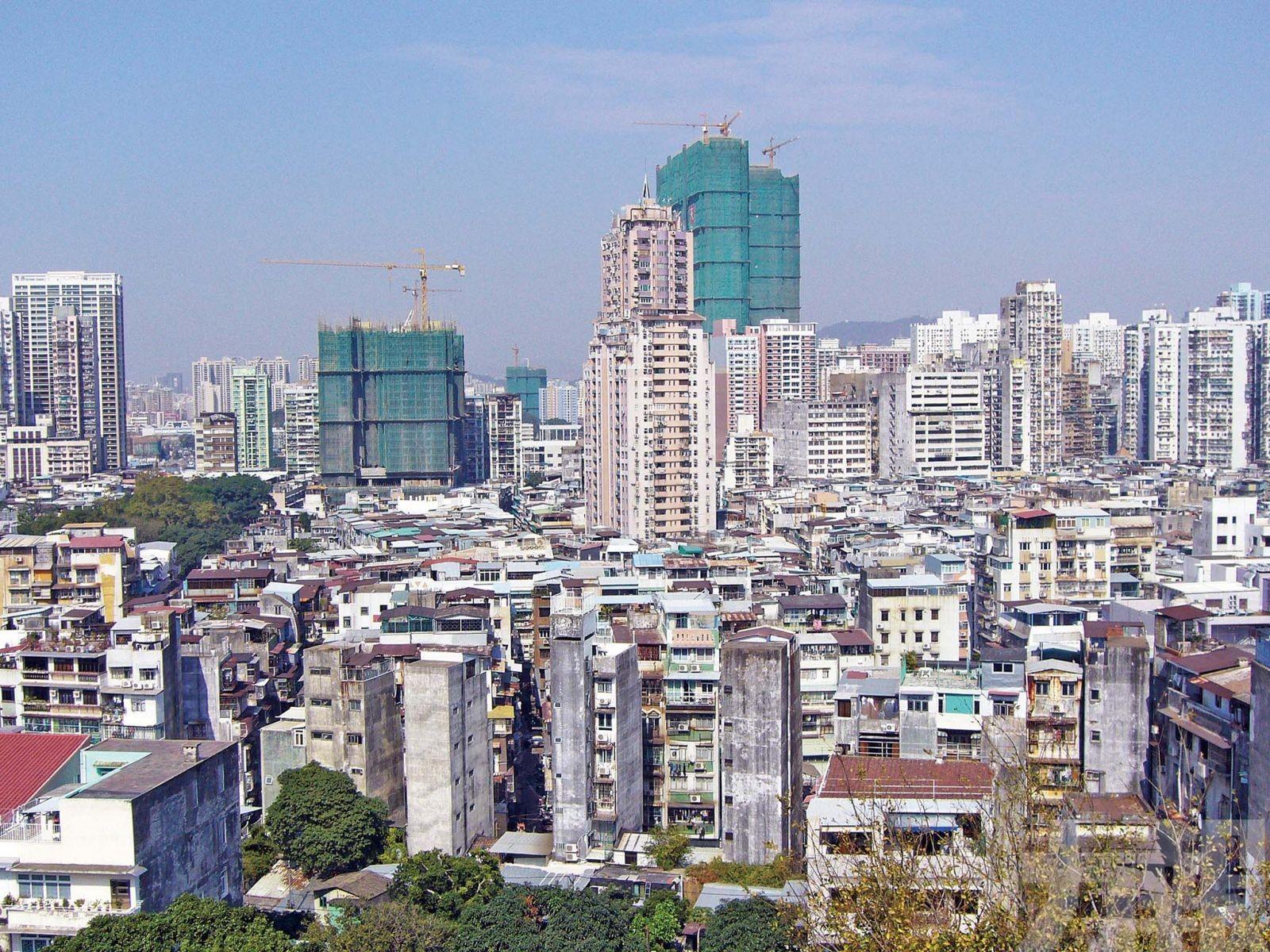 新一期住宅樓價指數269.0