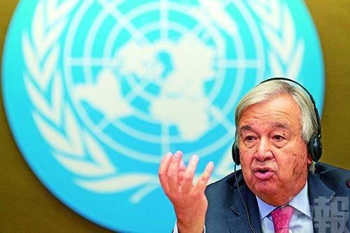 聯合國急募資十億美元解危機