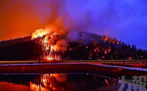全球每年33,000人吸入山火煙霧亡