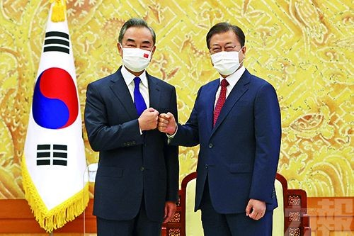 朝鮮半島緊張局勢加劇
