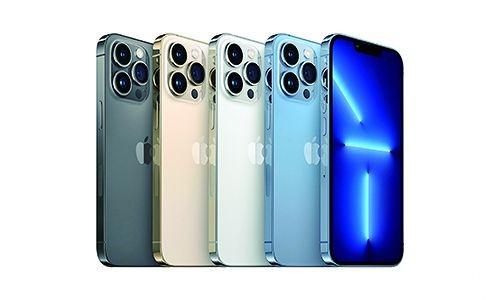 彭博社: iPhone 13系列更新力度最小