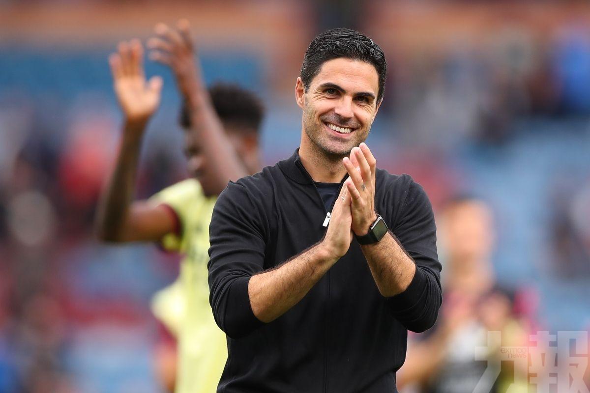 阿仙奴 利物浦均取三分錄兩連勝