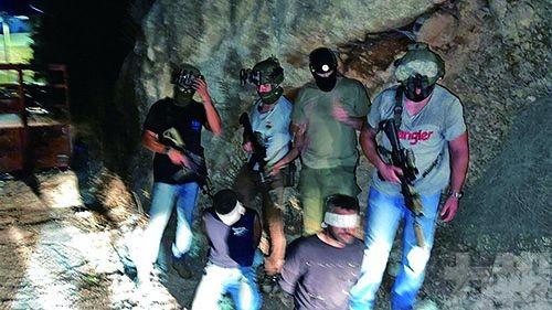 六名巴勒斯坦囚犯再度落網