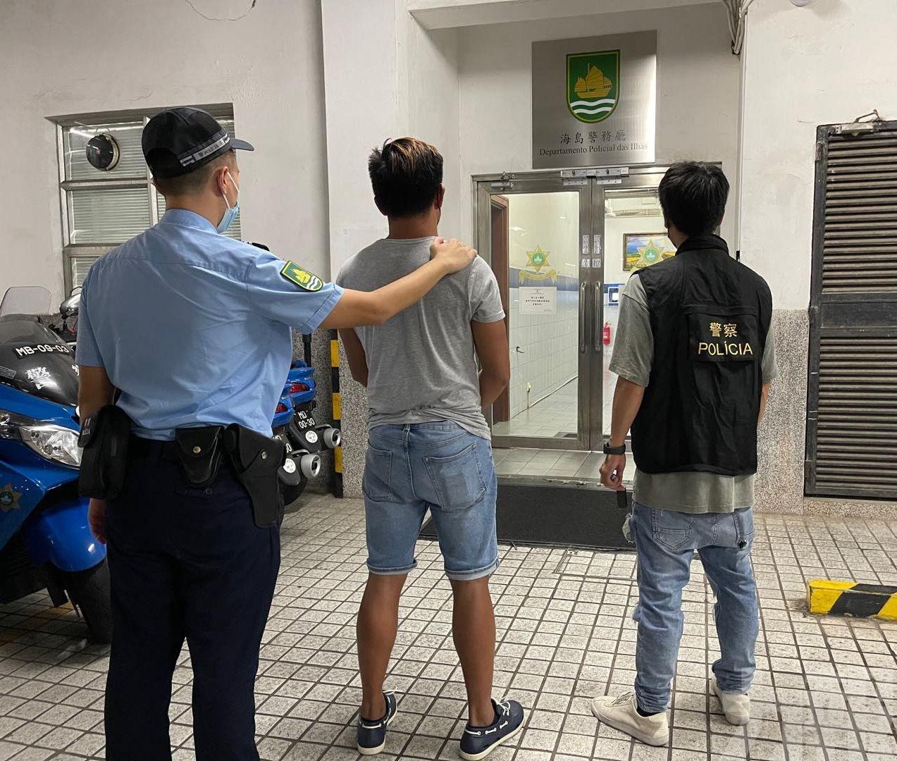 貪心菲籍男看護涉拾遺不報被捕