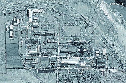 增加濃縮鈾產量