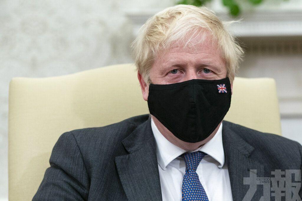 英國首相約翰遜:非常棒
