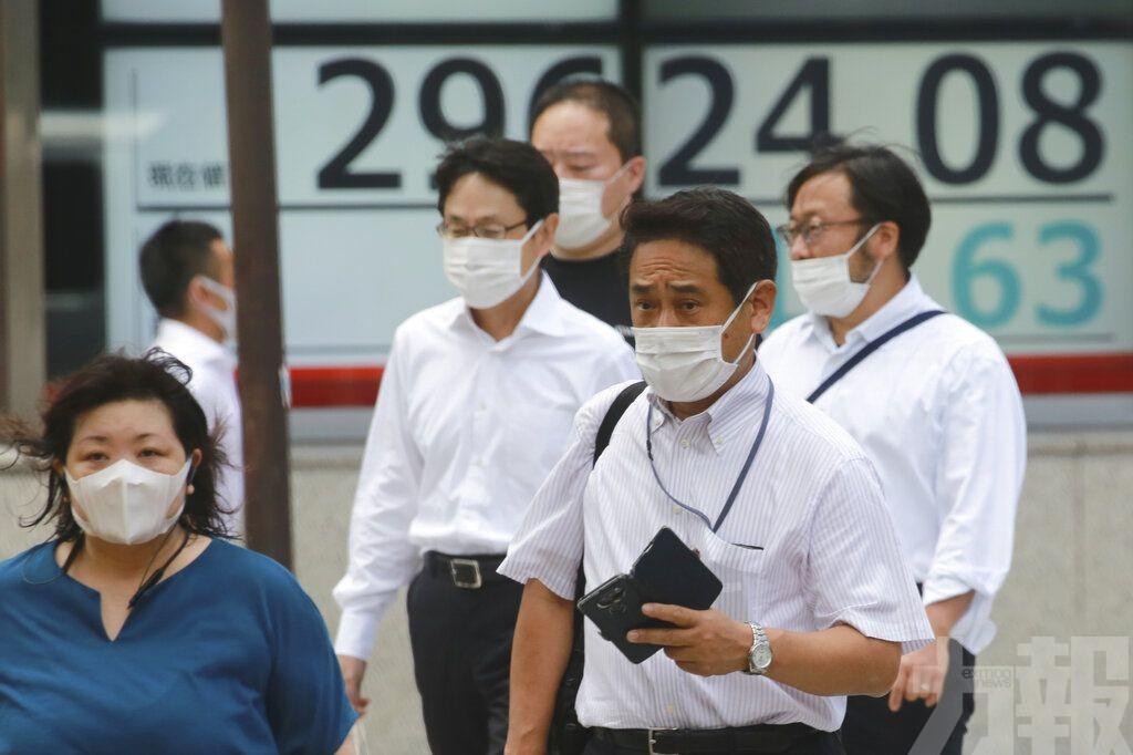 日本再捐出3,000萬劑疫苗