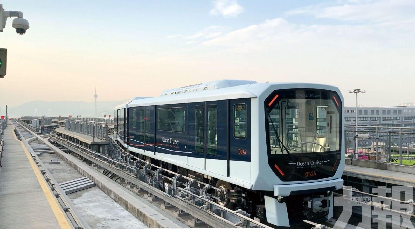 輕軌橫琴線已完成兩地臨建工作