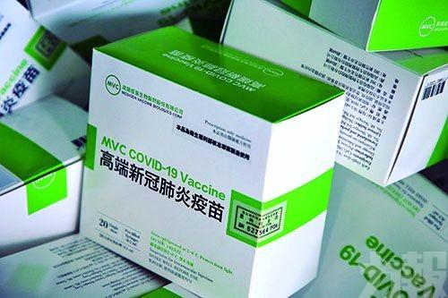 台製高端疫苗無視風險強行上線