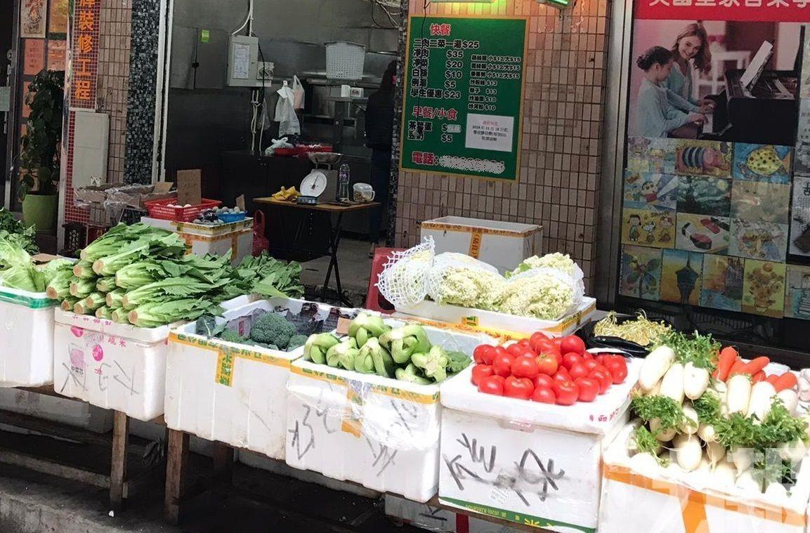 食品接受檢疫後供應到市場
