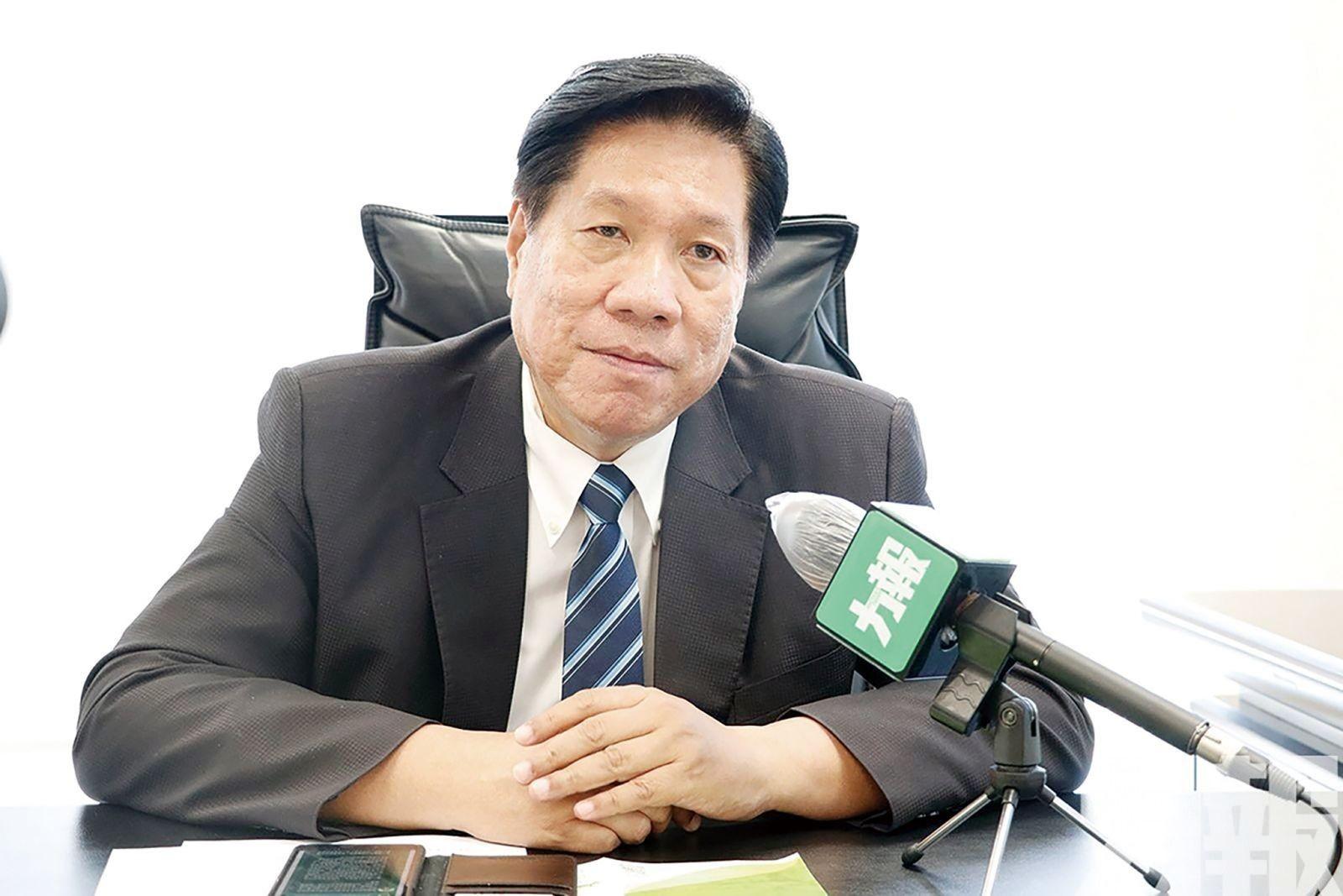 劉本立:體現粵政府對澳債券市場發展支持