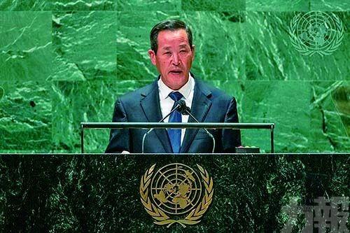 美國務院譴責 籲展開對話