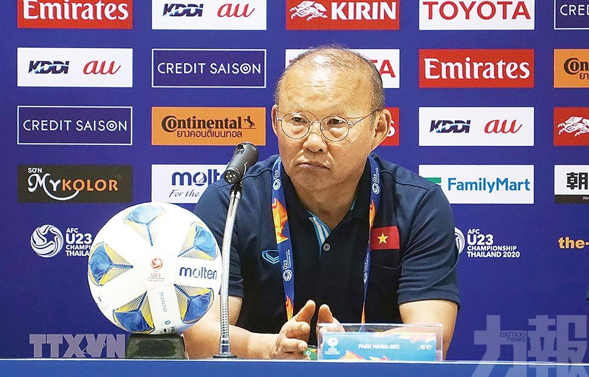 中國國足12強賽「決鬥」越南