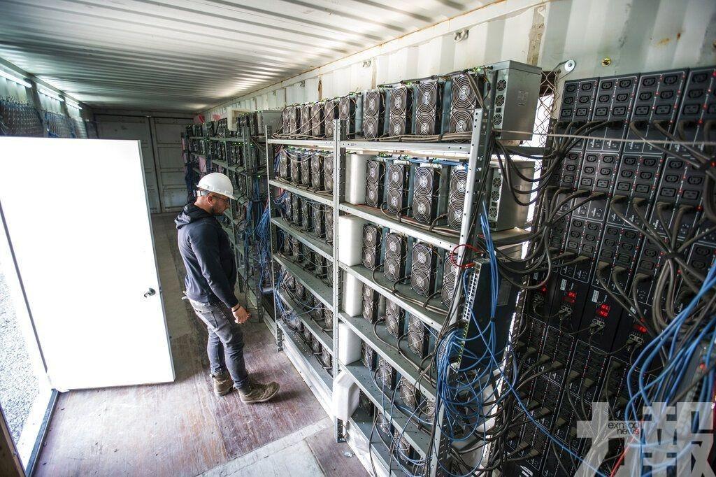 江蘇省出手嚴打偷電「挖礦」