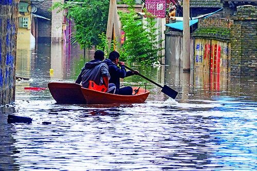 專家:山西受災範圍大於河南