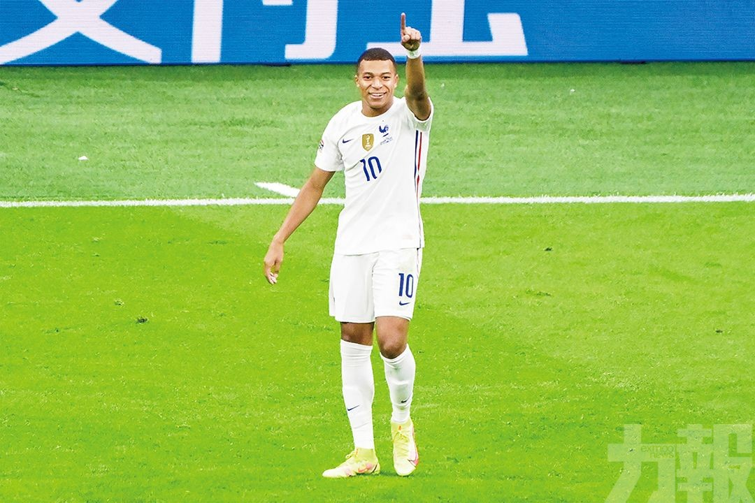 法國逆轉西班牙歐國聯奪冠