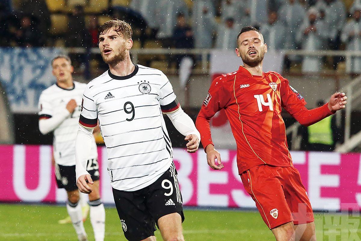德國擒「馬」成晉級世界盃首隊