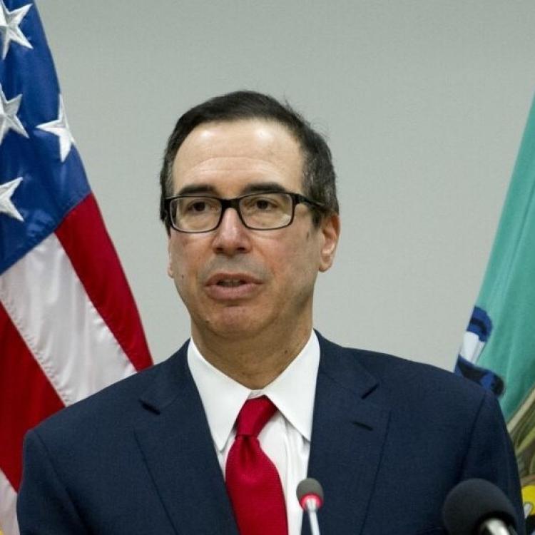 商務部: 歡迎美國財長姆欽訪華