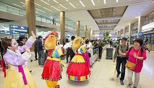 華企業擬組三千人旅行團遊韓