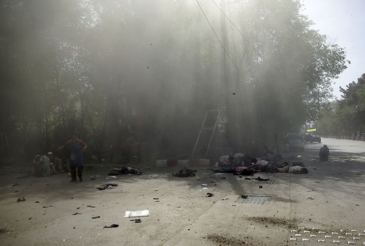 IS扮記者設局炸死26人 10記者殉職