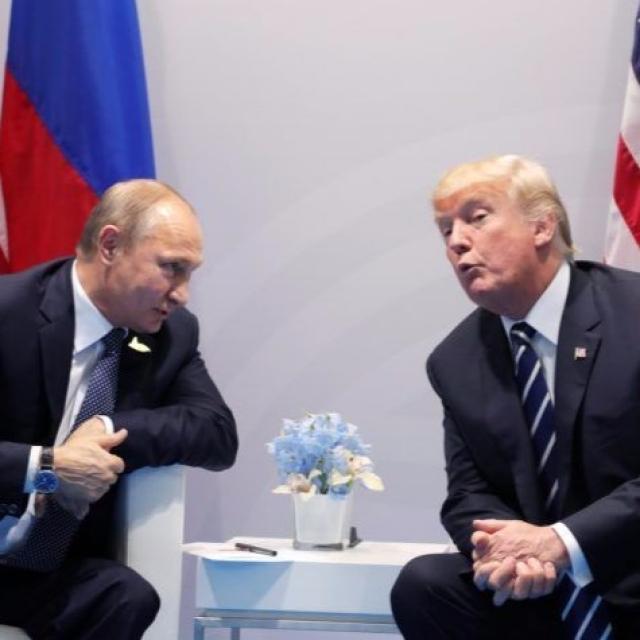 普京將於明日與特朗普會面