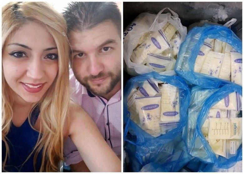 嫩媽賣奶畀男人賺近五萬蚊