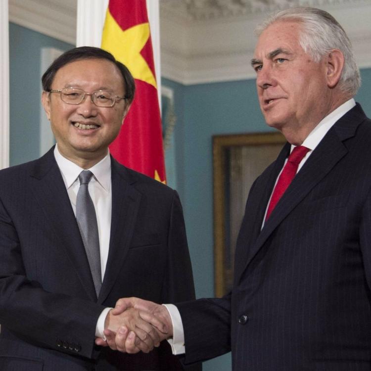 美方繼續奉行一個中國政策