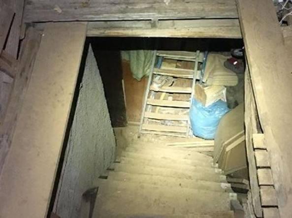女子被困地下室折磨10年誕兩童